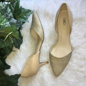 🆕 Cato Snakeskin Heels